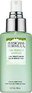 Physicians Formula The Perfect Matcha 3-in-1 Beauty Water, Tone, 3.4 Fl Oz