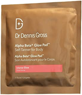 Dr. Dennis Gross Alpha Beta Glow Pad for Body 8 Applications, 8 Count