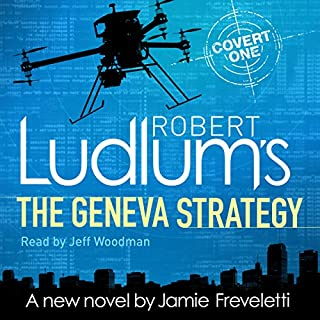 Robert Ludlum's The Geneva Strategy cover art