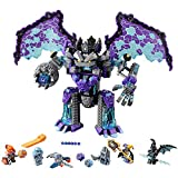 LEGO Nexo Nights The Stone Colossus of Ultimate Destruction [70356 -...