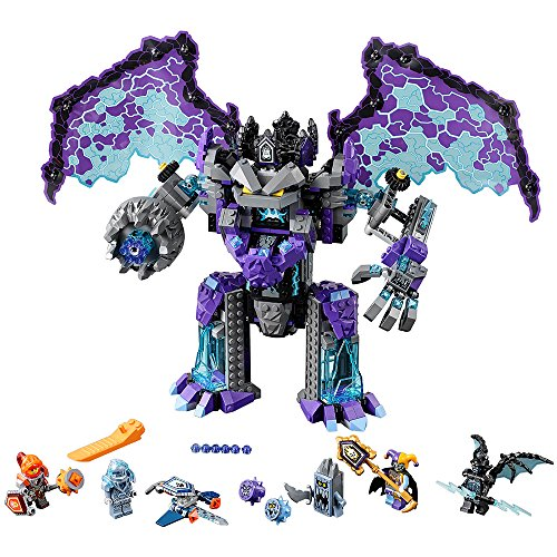 LEGO Nexo Nights The Stone Colossus of Ultimate Destruction [70356 - 785 Pieces]