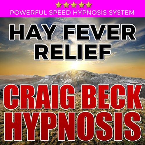Hay Fever Relief audiobook cover art