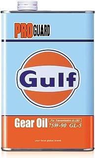 ガルフ PG ギアオイル 75W90Gulf[ガルフ]650711