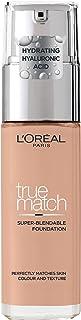 L'Oréal Paris, True Match Foundation, nyans: Beige Cream 3N, 30 ml
