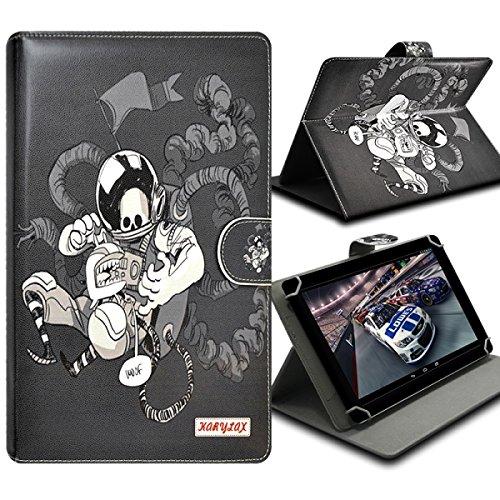 Seluxion-Funda universal con tapa y soporte, diseño de ZA02 para tablet Lenovo Tab 2 ha 8-50, S8, Tab 2 y Yoga Tab 3 8,0