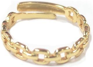 الفضة الاسترليني موجة هندسية خاتم قابل للتعديل لون الذهب ربط سلسلة بسيطة تراص الفرقة مفتوحة خواتم مجوهرات للنساء الفتيات