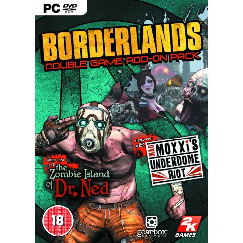 Borderlands Expansion: The Zombie Island of Dr Ned / Mad Moxxi's Underdome Riot[Importación inglesa]