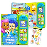 Nickelodeon Bubble Guppies Toy Set Bubble Guppies Book Bundle - Bubble Guppies Activity Book with Bubble Guppies Stickers (Bubble Guppies Toys for Toddlers)