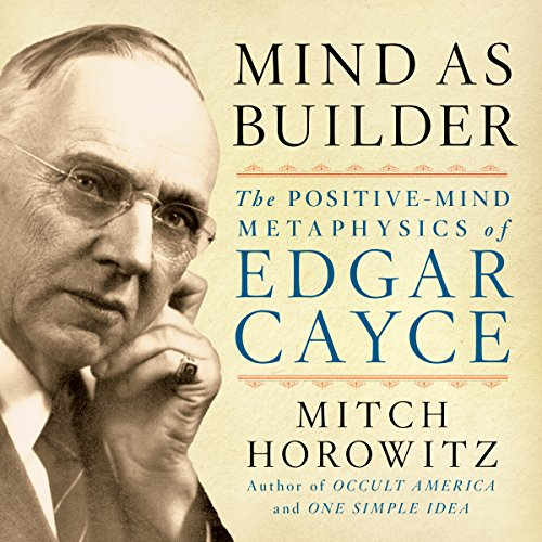 Mind as Builder audiobook cover art