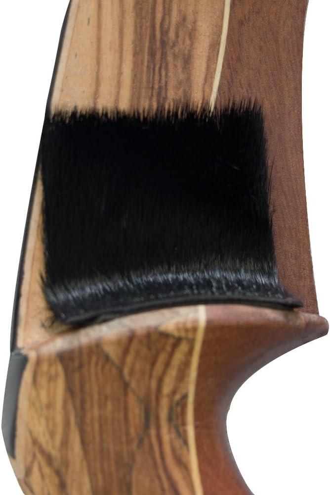 TOPARCHERY sale 2pcs Sealskin Arrow Rest Plate Stick Popular overseas Backed Adhesive