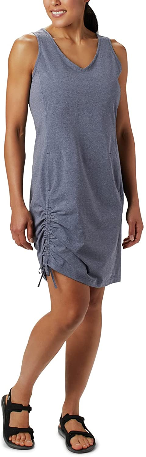 Columbia Women's Anytime Mesa Mall Translated Casual III Sun Dress Resistant Stain