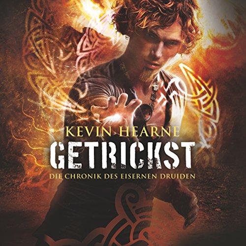 Getrickst audiobook cover art