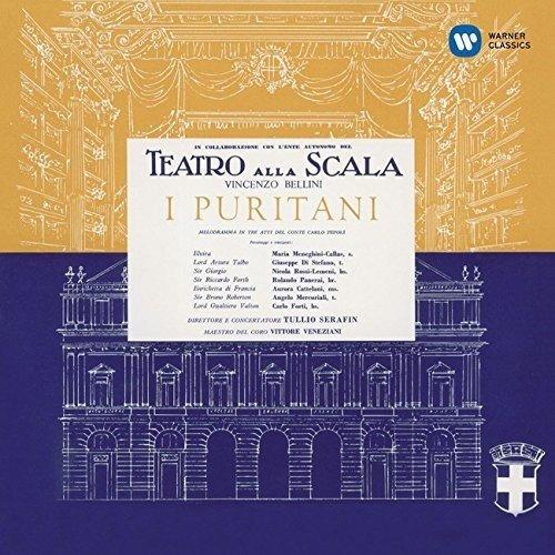 ベッリーニ:歌劇「清教徒」全曲
