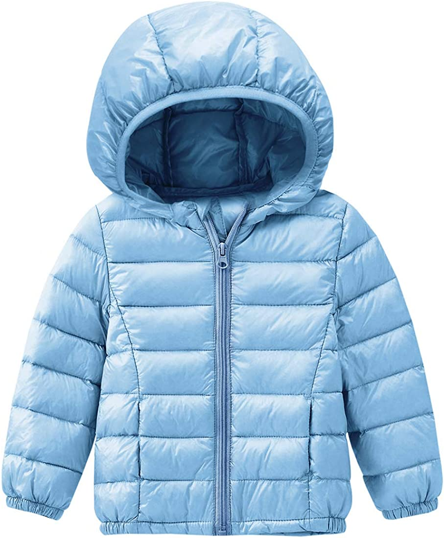 Happy Ranking TOP18 Cherry OFFicial Kid's Down Jacket Ultra Thicken Light Warmth Outerw