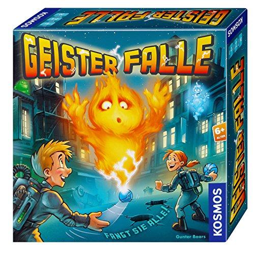 KOSMOS Spiele 697778 - Geister-Falle