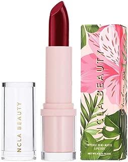 NCLA Beauty Vegan Semi Matte Lipstick (Downtown's Sweetheart)