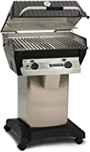 product image for Broilmaster R3 Infrared Propane Gas Grill On Stainless Steel Cart