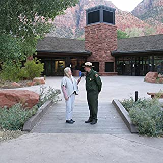 Zion National Park, Utah, Part 1 audiobook cover art