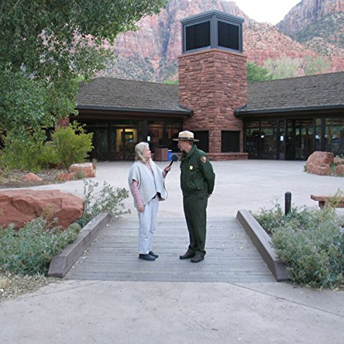 Zion National Park, Utah, Part 1 audiobook cover art