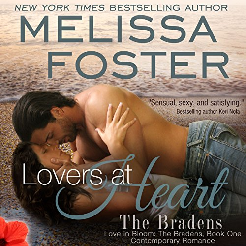 Lovers at Heart audiobook cover art