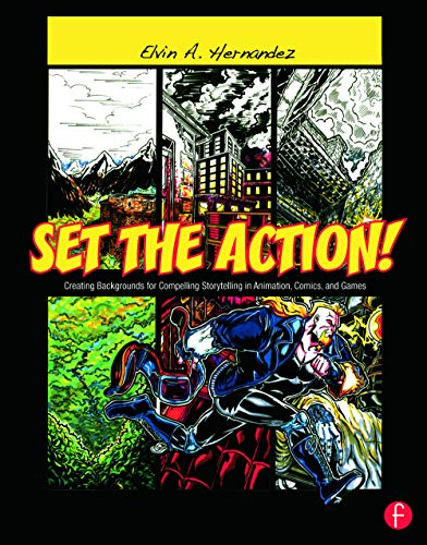 Set the Action! Creating Backgrounds for Compelling...