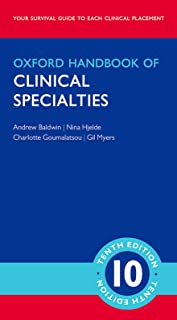 Oxford Handbook of Clinical Specialties