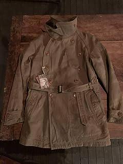 colimboコリンボhirondelle scuderia coatフレンチモーターサイクルコートビンテージフレンチアーミーライダース1940sM-38アニ散歩