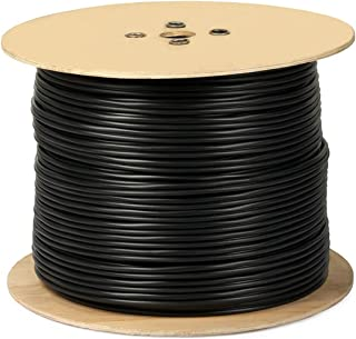 Drake Satellite Cable, 200 yard - Black