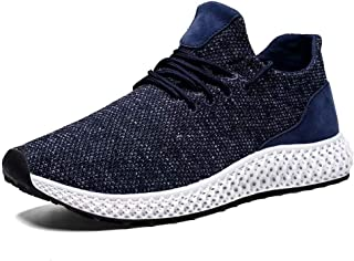 Mevlzz Mens Running Shoes Trail Fashion Sneakers Lightweight Tennis Sport Casual Walking Athletic for Men Basketball Volleyball