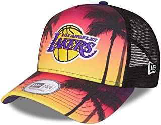 New Era NBA Casquette Ajustable Basketball Casquette de Baseball Lakers Celtics Bulls