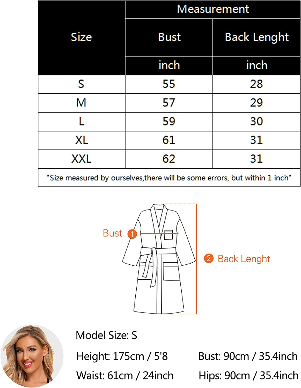 RSLOVE Women Lace Kimono Robe Sexy Lingerie Babydoll Mesh Chemise