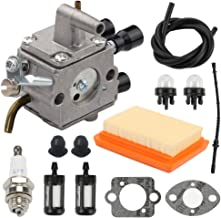 Trustsheer FS 200 Carburetor for STIHL FS200 FS200R FS202 TS200 FS250 FS250R FS300 FS350 FS020 FS120 FS120R Trimmer 41341200603 41341200653 Carb