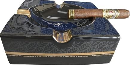 H&H Insignia Collection - Black Galaxy Cigar Ashtray