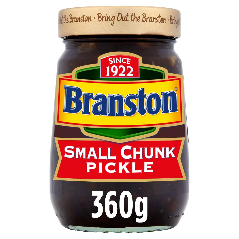 Factory San Francisco Mall outlet Branston Small Chunk Original Pickle Chu