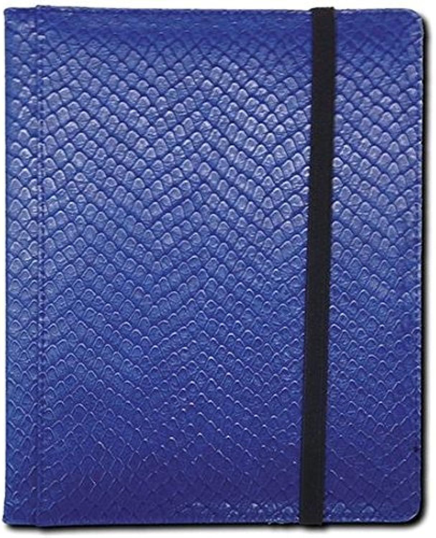 costo real Vallejo Paint Paint Paint LGNBN4DHU Dragon Hide 4 Pocket Binder - azul by Vallejo Paint  descuentos y mas