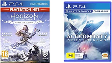 Horizon: Zero Dawn - Complete Edition (PS4)&Ace Combat 7 : Skies Unknown (PS4)