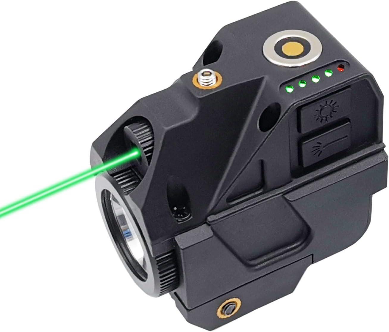 ARKSight Pistol Sight and LED Combination Handgun Ta 再再販 激安卸販売新品 Flashlight