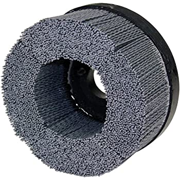 Silicon Carbide 12 1500 Maximum Rpm Osborn 00047190SP 47190Sp UniLoc Abrasive Disc Brush