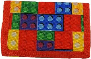 Block Mania Building Brick Inspired Wallet