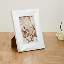 Home Centre Adlin Single Photo Frame - White