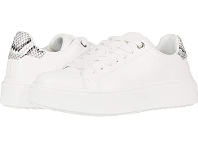 Steve Madden Catcher Sneaker (White Multi) Women