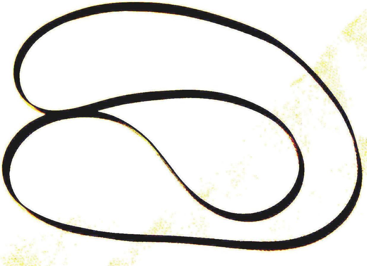 Award-winning store New Deluxe Replacement Belt for Turntable GT25 Garrard