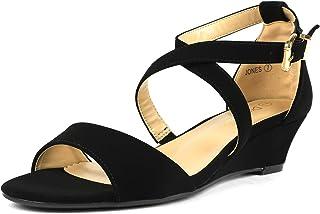 3ec9ccc735d Amazon.com  Under  25 - Platforms   Wedges   Sandals  Clothing ...