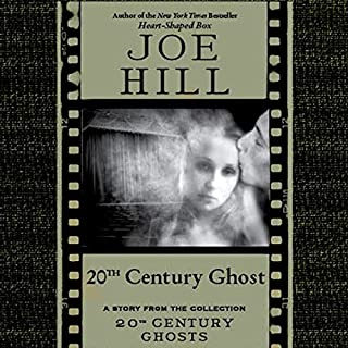 20th Century Ghost audiobook cover art