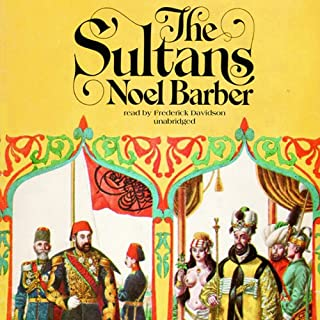 The Sultans audiobook cover art