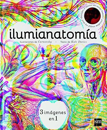 Ilumianatomía (Álbumes ilustrados)
