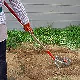 [WOLF Garten] ウルフガルテン:マルチスター:耕運機・除草ヘッドとハンドルのセット