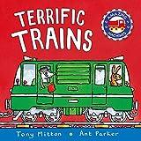 Terrific Trains (Amazing Machines)