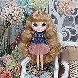 Sunnyによって設計されたFortune Days 人形ドール,ひな祭りの贈り物, 4種類の瞳孔の色+手塗りのメイク + 19個の改良した関節人形(J-CUS024)適切な年齢:6歳以上