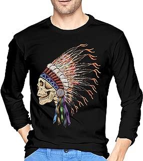 Grateful Dead Indian Men's Long Sleeve T-Shirts